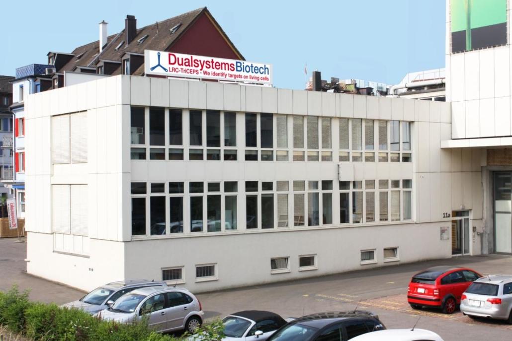 Dualsystems-Biotech-AG-Grabenstrasse-11a-8952-Schlieren-Building-2